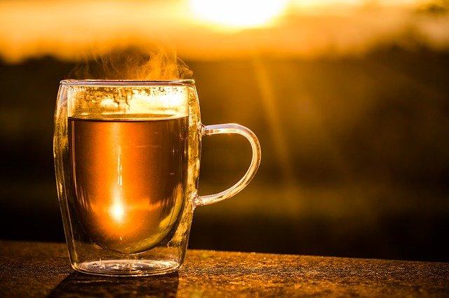 Een kopje thee